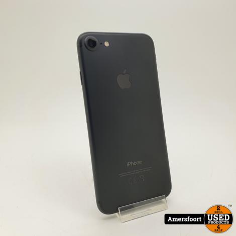 Apple iPhone 7 32GB Zwart | 89 pr. Batterijcapaciteit