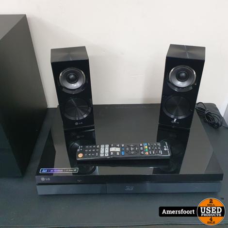 LG 2.1 Home Cinema Set | HX-522