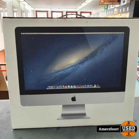Apple iMac 2012 | 21,5 inch | i5 | 1TB HDD