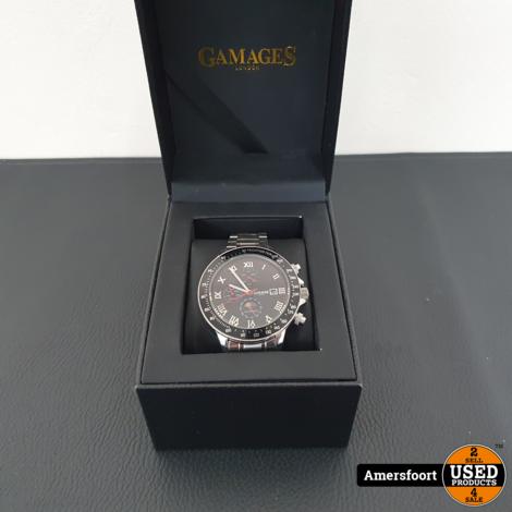 Gamages Race Calendar Limited Edition Horloge