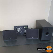 Teac TD-X250i Micro HiFi System   CD Speler   iPod Dock