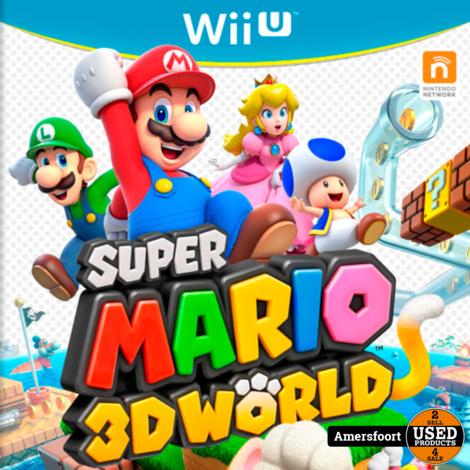 Wii U Super Mario 3D World Nintendo Wii U
