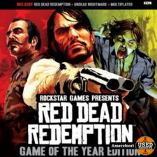 Xbox 360 Red Dead Redemption GOTY Editie