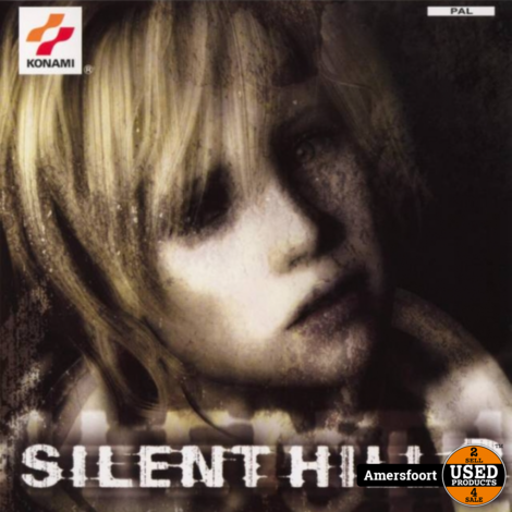 PS2 Silent Hill 3 Playstation 2