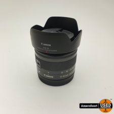 Canon 15-45mm iS STM f/3.5-6.3 | Objectief