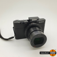 Sony CyberShot RX100 III Digitale Camera   Vlog Camera