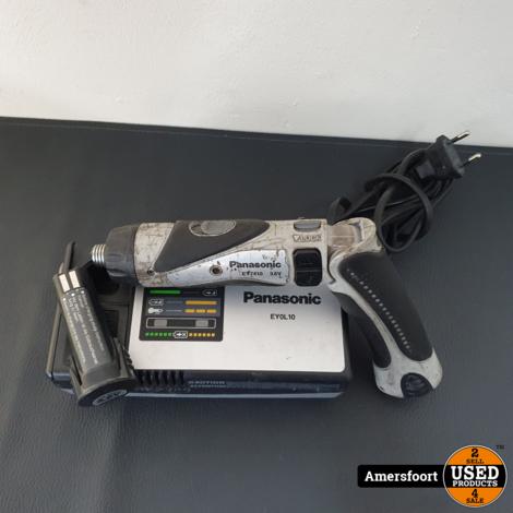 Panasonic EY7410 | Knikschroefmachine
