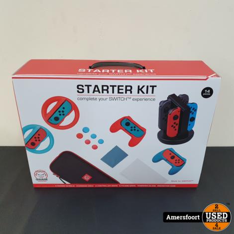 Qware Switch Starter Kit | Nintendo Switch Gaming Bundel