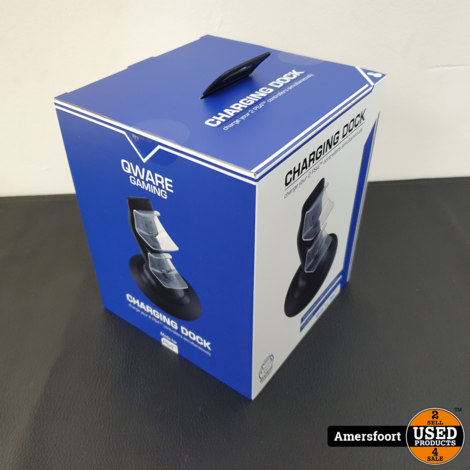 Qware PS4 Laadstation | Charging Station Playstation 4