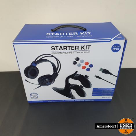 Qware Playstation 4 Bundel | PS4 Starter Kit
