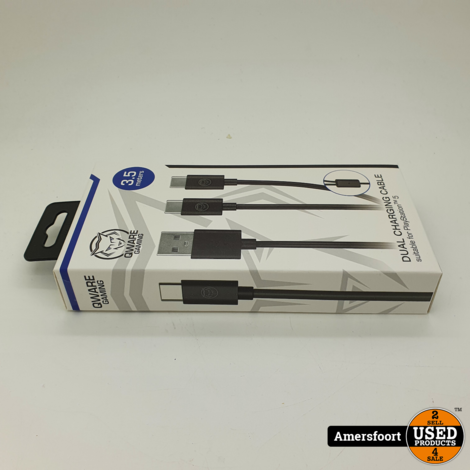 Qware USB Kabel | 2x USB C 3.5 meter