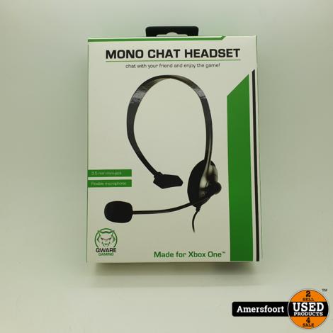 Qware Mono Headset Xbox one
