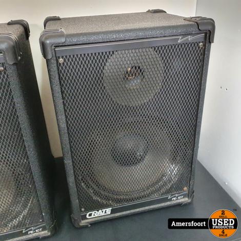 Crate PE-10T 50Watt Speakers
