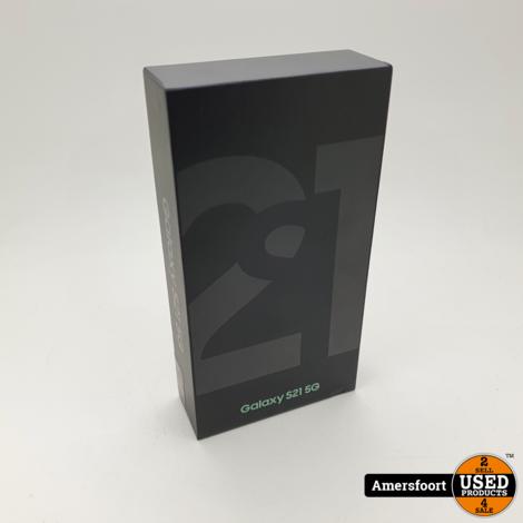 Samsung Galaxy S21 128GB 5G Nieuw