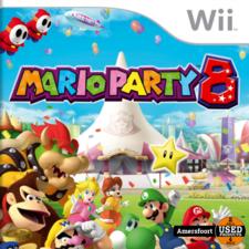 Wii Mario Party 8 Nintendo Wii