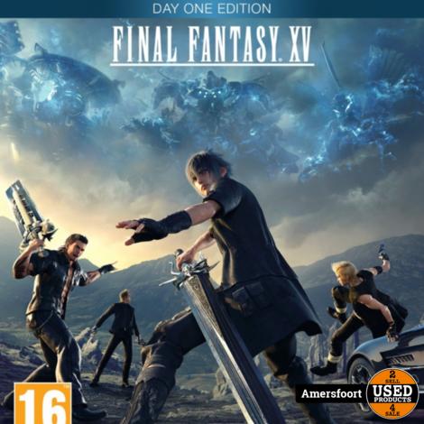 PS4 Final Fantasy XV Playstation 4