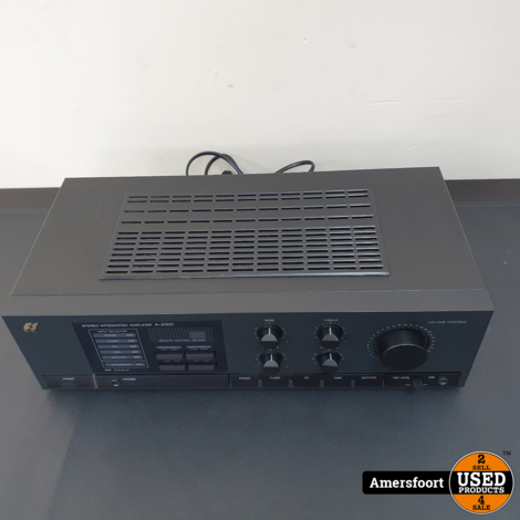 Sansui Stereo Integrated Amplifier A-2000