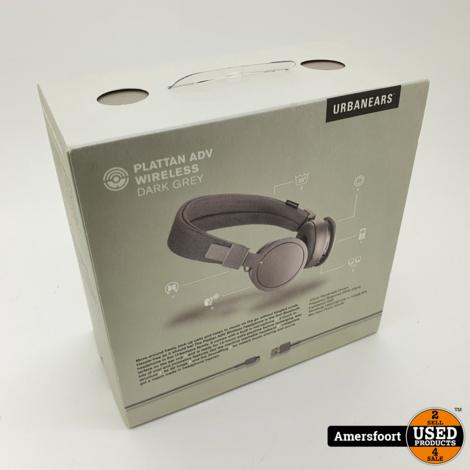 Urbanears Plattan Wireless Grijs   Koptelefoon   Nieuw