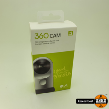 LG 360 CAM | Action Cam 360 graden