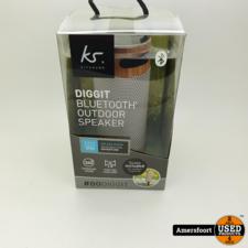 KitSound Diggit Draadloze Speaker   Nieuw