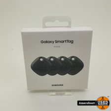 Samsung Galaxy SmartTag 4pack Zwart