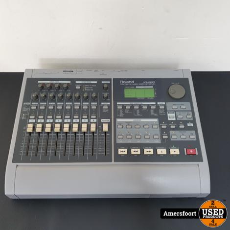 Roland VS-880 Digital Studio Workstation