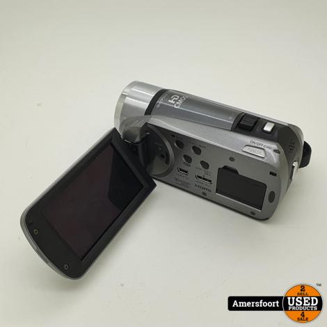 Canon Legria HF R205 camera