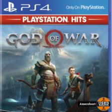 PS4 God Of War Playstation 4