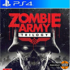 PS4 Zombie Army Trilogy Playstation 4