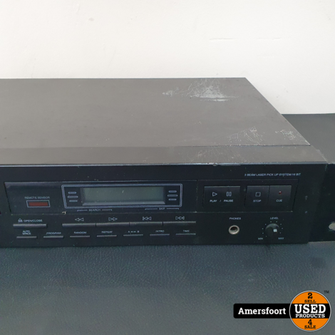 Gemini CD-100 CD-Speler