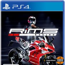 PS4 Rims Racing Playstation 4