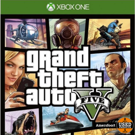Xbox One GTA V Grand Theft Auto V