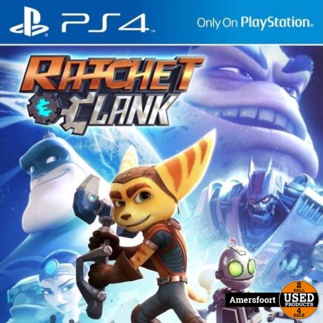 Nieuw PS4 Ratchet & Clank Playstation 4