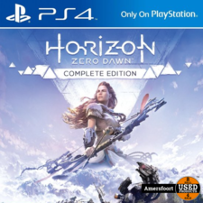Nieuw PS4 Horizon Zero Dawn Complete Edition