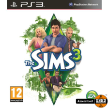 PS3 De Sims 3 Playstation 3