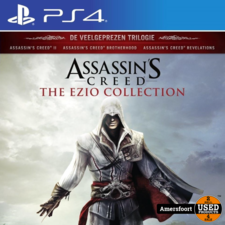 PS4 Assassin's Creed The Ezio Collection Playstation 4