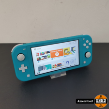 Nintendo Switch Lite 2020 Turquoise