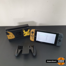 Nintendo Switch console   Pokémon Let's Go Pikachu Editie
