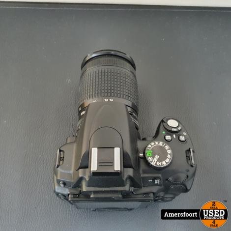 Nikon D5000 | Nikon 28-80mm | Spiegelreflex Camera