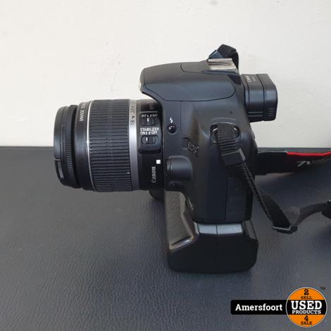 Canon EOS 500D   Battery Grip   Spiegelreflexcamera
