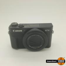 Canon Powershot G7 x Mark II Vlogcamera   Losse Microfoon