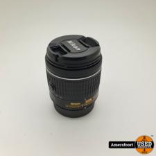 Nikon AF-P 18-55mm f/3.5-5.6G VR DX objectief