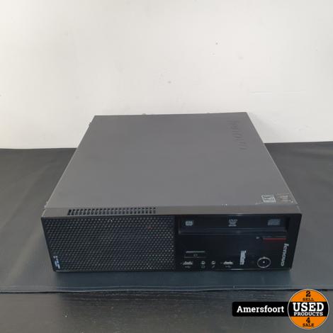 Lenovo Thinkcenter Desktop PC i3
