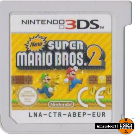 New Super Mario Bros 2 Nintendo 3DS | Losse Diskette