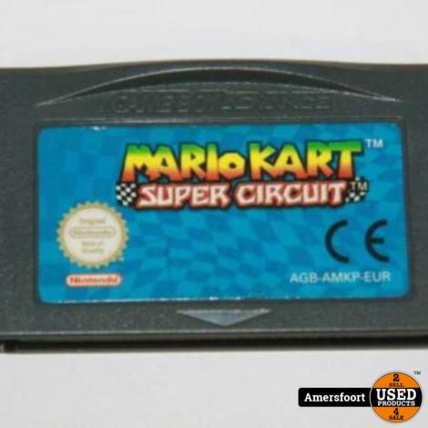 Mario Kart Super Circuit | Nintendo Gameboy Advance