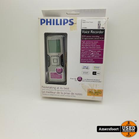 Philips Voice Tracker 4GB   LFH0882