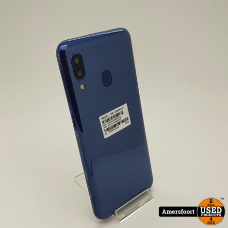 Samsung Galaxy A20e 32GB Blauw