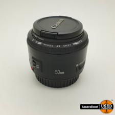 Canon EF-S 50mm 1:1.8 II Objectief