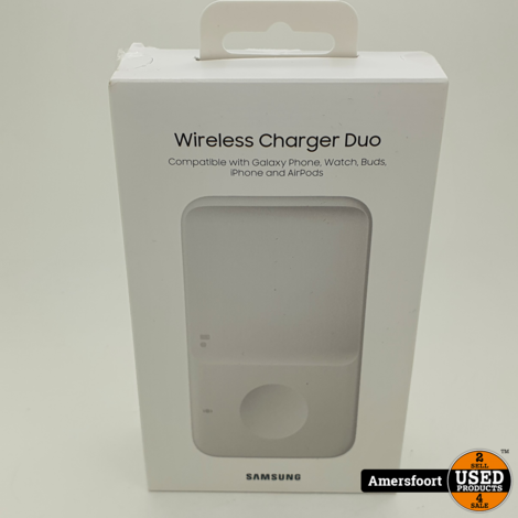 Samsung Wireless Charger Duo Wit