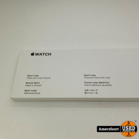 Apple Watch Sport Loop 42/44mm Anchor Grey   Horlogeband   Origineel